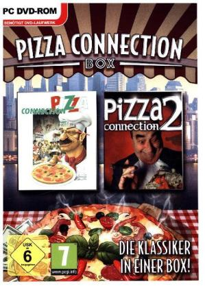 Pizza Connection Box, 1 DVD-ROM   Dodax.co.uk