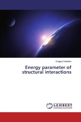 Energy parameter of structural interactions | Dodax.de