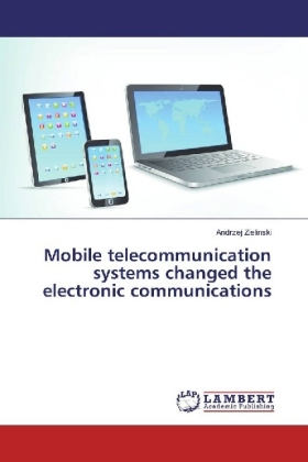 Mobile telecommunication systems changed the electronic communications | Dodax.nl