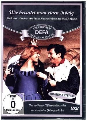 Wie heiratet man einen König, 1 DVD (HD-Remastered) | Dodax.nl