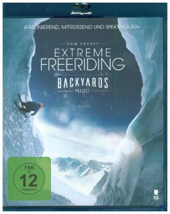 Extreme Freeriding - The Backyards Project, 1 Blu-ray | Dodax.es