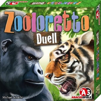 Zooloretto Duell (Spiel) | Dodax.co.uk