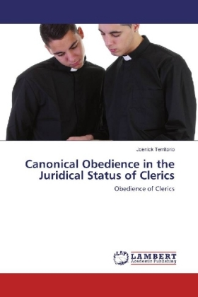 Canonical Obedience in the Juridical Status of Clerics | Dodax.nl
