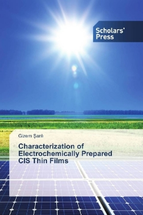 Characterization of Electrochemically Prepared CIS Thin Films | Dodax.nl