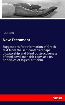 New Testament | Dodax.co.uk