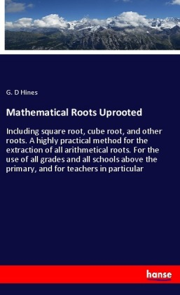 Mathematical Roots Uprooted | Dodax.co.uk