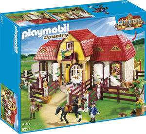 Playmobil Country 5221 Puppenhaus | Dodax.ch