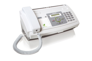 Philips Fax with telephone and copier PPF632E/DEW | Dodax.at