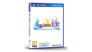 Final Fantasy X/X-2 HD Remaster German Edition - PSV | Dodax.at