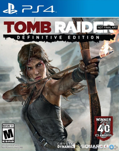 Square Enix Tomb Raider: Definitive Edition, PlayStation 4 | Dodax.it