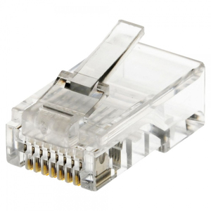 Helos 014166 RJ45 Transparent Drahtverbinder | Dodax.at
