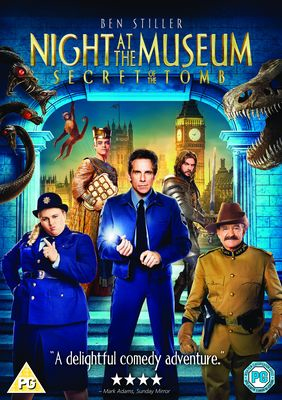 20th Century Fox Night at the Museum: Secret of the Tomb DVD 2D Anglais | Dodax.fr