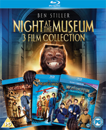 20th Century Fox Night at the Museum 3 Film Collection Blu-ray 2D English Thrill edition | Dodax.co.uk