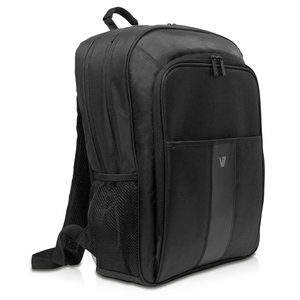 V7 CBP22-9N Nylon Black backpack | Dodax.co.uk