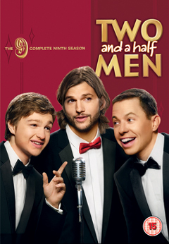 Warner Home Video Two and a Half Men Season 9 DVD 2D English Ordinary edition | Dodax.co.jp