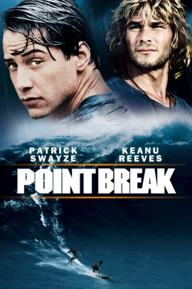 Warner Home Video Point Break Blu-ray 2D English Ordinary edition | Dodax.com