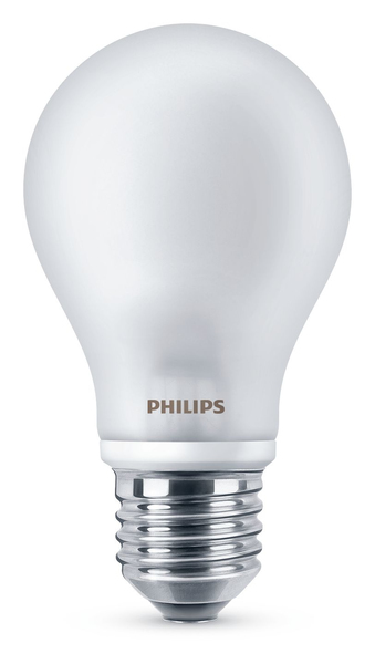 Philips LED Lampe A60 7W (60W) E27 | Dodax.ch