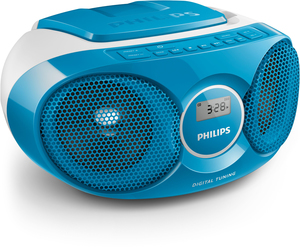 Philips AZ215N, Mobiler CD-Player | Dodax.ch