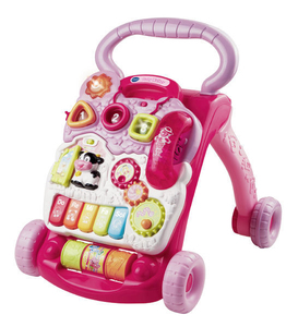 VTech Baby Walker Roze | Dodax.at