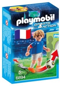 Playmobil Sports & Action 6894 Baufigur | Dodax.de