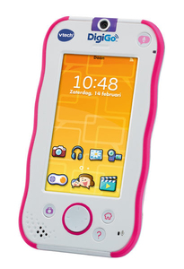 Image of DigiGo Kid.Com Roze Vtech