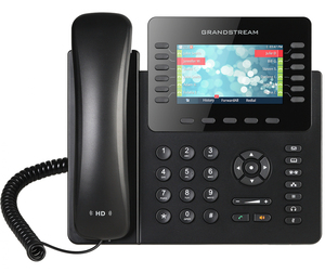 Grandstream Networks GXP2170 Wired handset 12Zeilen LCD IP-Telefon | Dodax.at