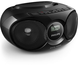 Philips AZ318B, Mobiler CD-Player | Dodax.ch
