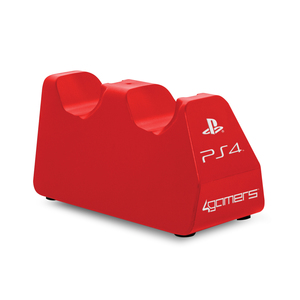 4Gamers 4G-4182RED Indoor Red mobile device charger | Dodax.co.uk