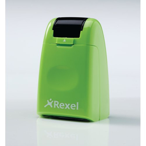 Rexel ID Guard Retractable Ink Roller Lovely Lime | Dodax.ca
