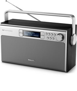 Philips AE5220B, DAB+ Retro Radio | Dodax.ch