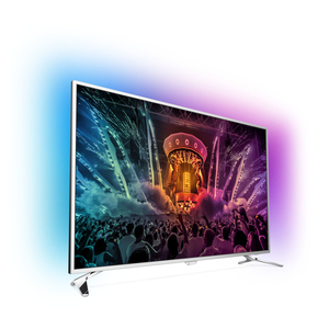 Philips 6000 series 4K Ultra Slim TV powered by Android TV™ 49PUS6561/12 | Dodax.ch