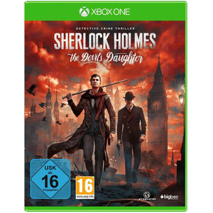 Sherlock Holmes The Devil's Daughter - Xbox One | Dodax.at