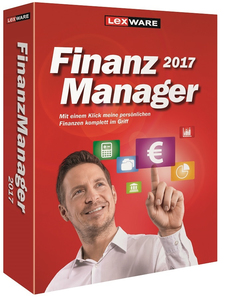 Lexware FinanzManager 2017, CD-ROM | Dodax.at