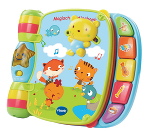 VTech Baby Magisch Liedjesboek Boy/Girl learning toy | Dodax.co.uk