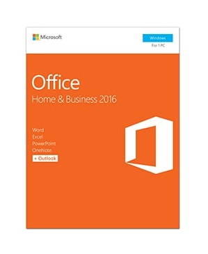 Microsoft -  Office Home and Business 2016 | Dodax.ch