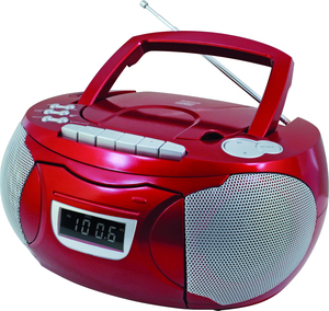 Soundmaster KSCD5750ro, Kinder CD-Player | Dodax.ch