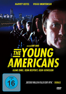 Young Americans - Todesspiele, 1 DVD | Dodax.ch