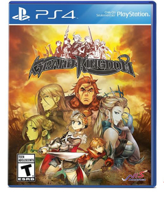 Grand Kingdom Limited Edition - PS4 | Dodax.ch