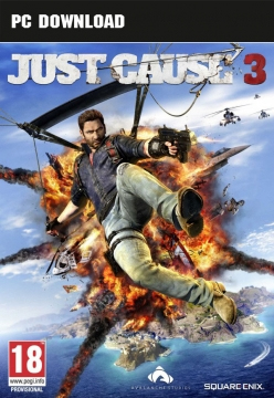 Square Enix JUST CAUSE 3, PC | Dodax.co.uk