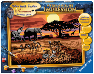 Afrikanische Impression | Dodax.at