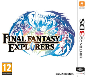 Final Fantasy Explorers - 3DS | Dodax.at