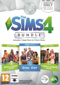 Electronic Arts The Sims 4 Bundle Pack 5 | Dodax.ch