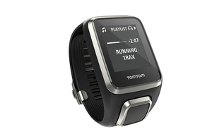 TomTom - Spark Cardio + Music Premium Edition Fitness Watch, Black, S (1RFM.003.09) | Dodax.ch