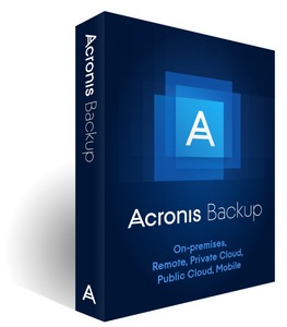 Acronis Backup 12 Windows Server Essentials | Dodax.ch
