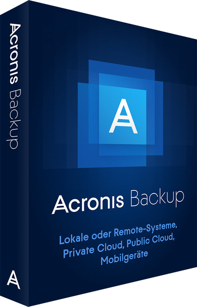 Acronis Backup 12 Virtual Host | Dodax.ch