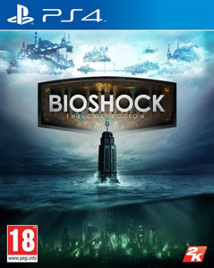 Take-Two Interactive BioShock: The Collection, PS4 | Dodax.ch