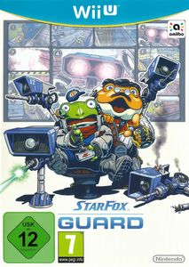Star Fox Zero Guard - Wii U | Dodax.com