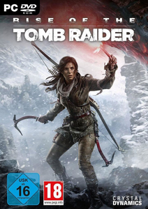 Rise of the Tomb Raider, 1 DVD-ROM | Dodax.de