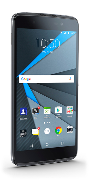 BlackBerry DTEK 50 black | Dodax.at