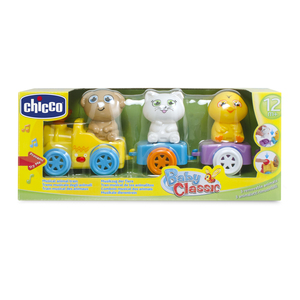 Image of Chicco 007512 educatief speelgoed